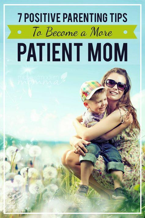 Kärsivällinen äiti