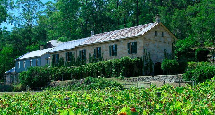 Tizzana Winery B&B - Sydney surrounds - New South Wales   http://www.beautifulaccommodation.com/properties/tizzana-winery-bed-and-breakfast
