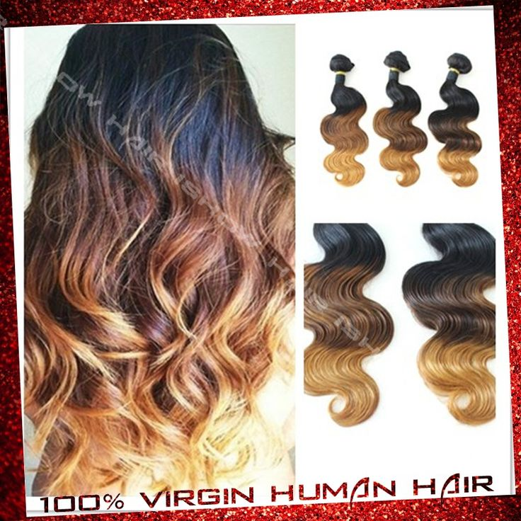 Aliexpress.com : Buy Ombre Brazilian Virgin Hair Weave Bundles Three tone 1B#4#27 Unprocessed Rosa Hair Products 4pcs 6A Grade Brazilian Body Wavy from Reliable Hair Weaves suppliers on Xuchang Ishow Virgin Hair  Co.,Ltd