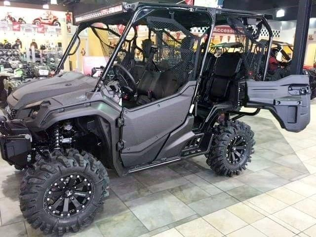 Honda 4 Wheelers Dallas >> 7 best Custom Honda Pioneer 700 | 700-4 UTV / SxS / Side by Side ATV (SXS700) images on ...