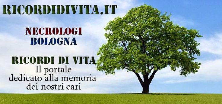 La piattaforma Ricordi di vita è un progetto realizzato per ricordare i nostri cari familiari, amici e parenti. Potrai trovare tutti gli annunci di necrologia anche nella città di Bologna...