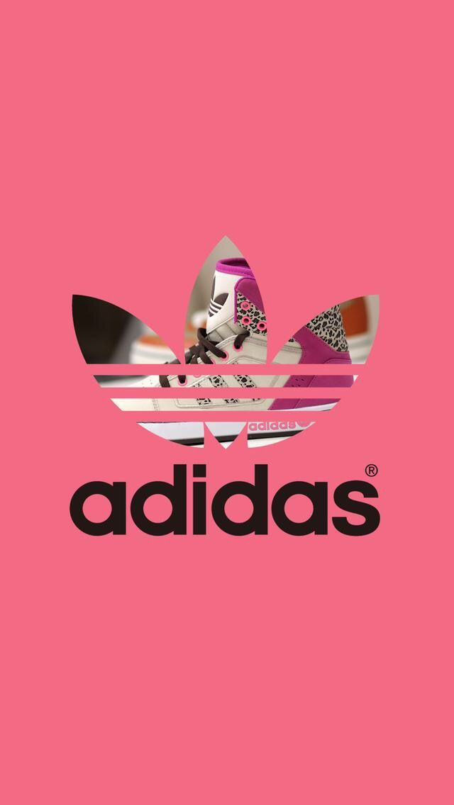 Wallpaper Desktop, Iphone Wallpapers, Adidas Logo, Adidas Brand, Company  Logo, Adidas Design, Fashion Company, Apple, Fidget Spinners