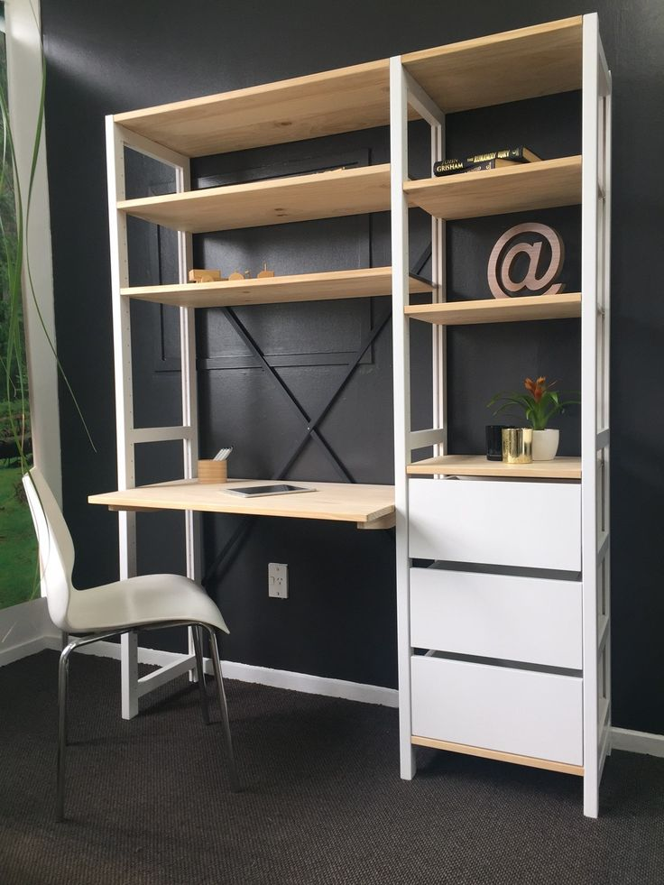 Lundia Student desk complete with drawers