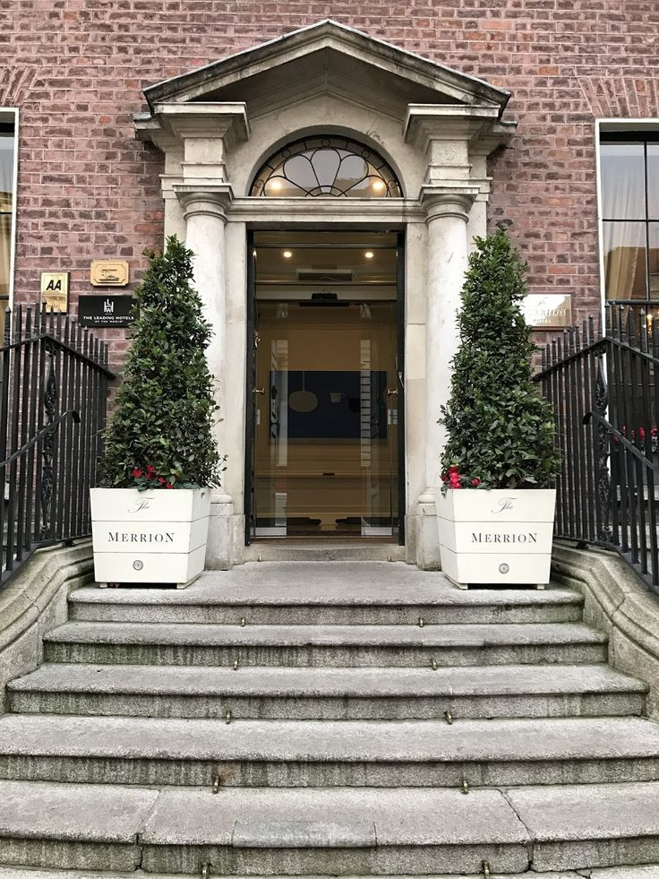 The Merrion Hotel - Dublin, Ireland | Covering the Bases | Fashion and Travel Blog New York City