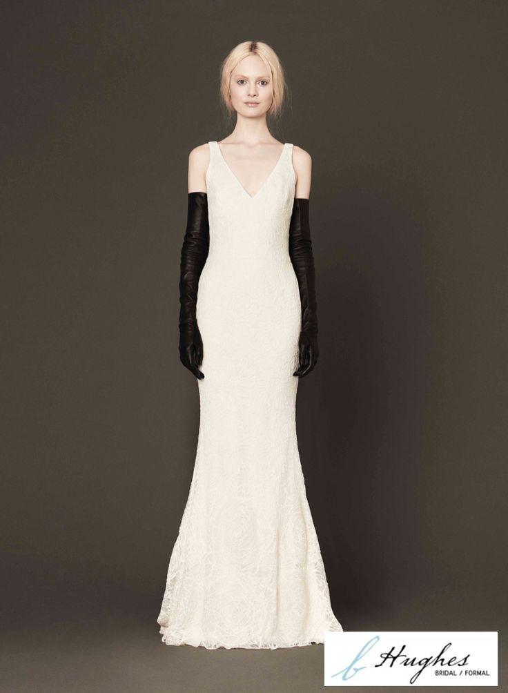 44 best Vera Wang at b.Hughes Bridal images on Pinterest | Short ...