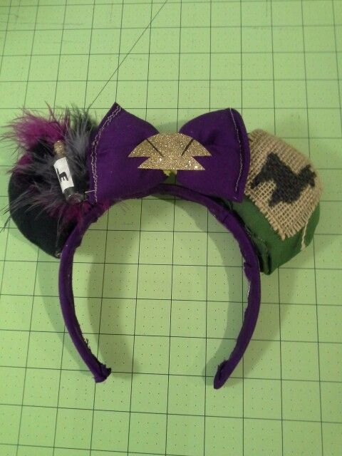 Emperor S New Groove Mickey Ears My Creations