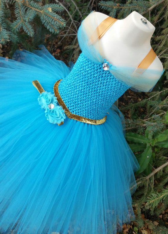 Customizable Princess Tutu Dress Headband by TutuOclockSomewhere