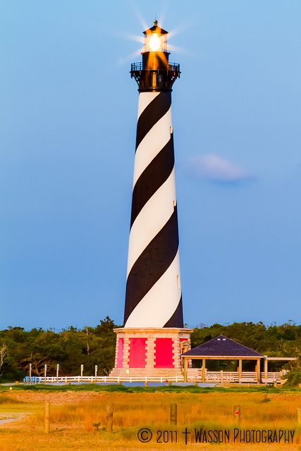 10 of the most beautiful classical lighthouses in the for Most beautiful lighthouses in the us