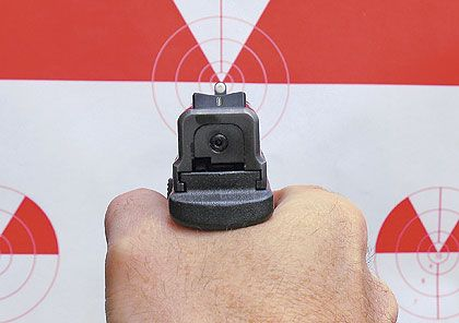 Mastering What Matters - proper grip, trigger control and sight alignment