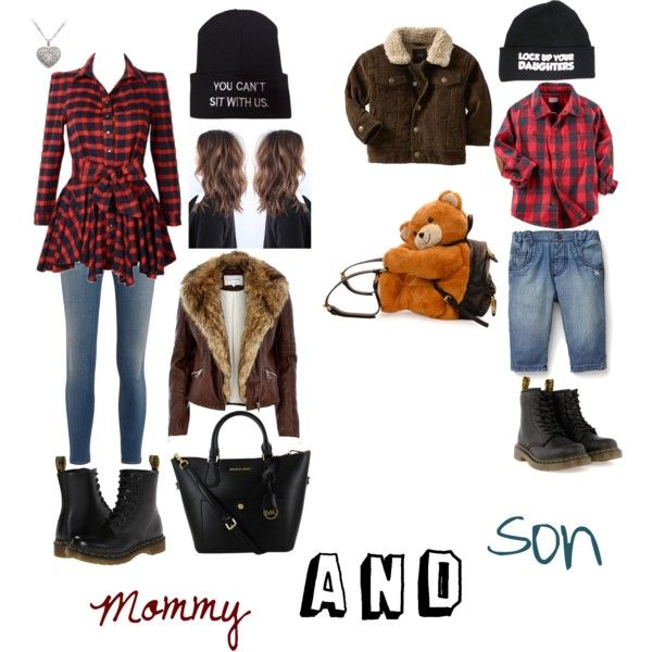 Mom and Son Matching outfits | Mom, son outfits, Matching ...