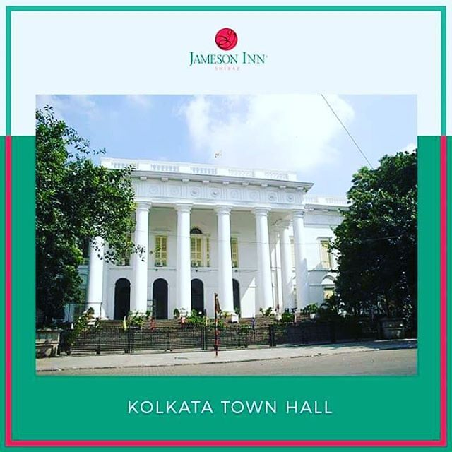 While staying at #JamesonInnShiraz, #Kolkata, do visit the city's most popular and archaic monument for social gatherings, #KolkataTownHall. #Destination jamesoninnshiraz #kolkatatownhall #destination #kolkata#eventprofs #meetingprofs #eventplanner #eventtech