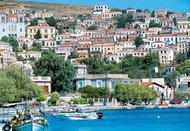 Oinousses Greece Island