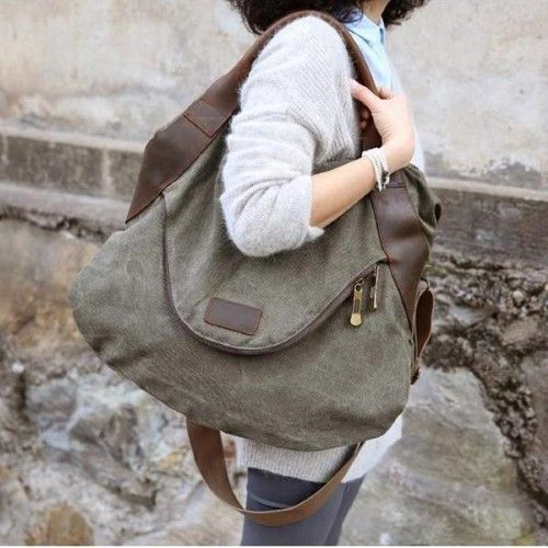 3b20c14a00ef The Outlander Canvas Messenger Bag | Inspiring Product | Canvas ...