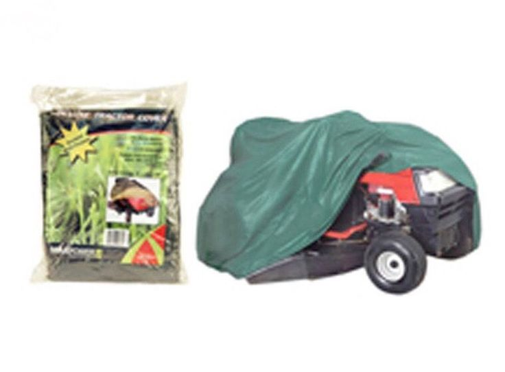 """Deluxe Riding Lawn Mower Cover 78""""x30""""x48"""" Durable & Weather-Resistant 13094 #Rotary"""