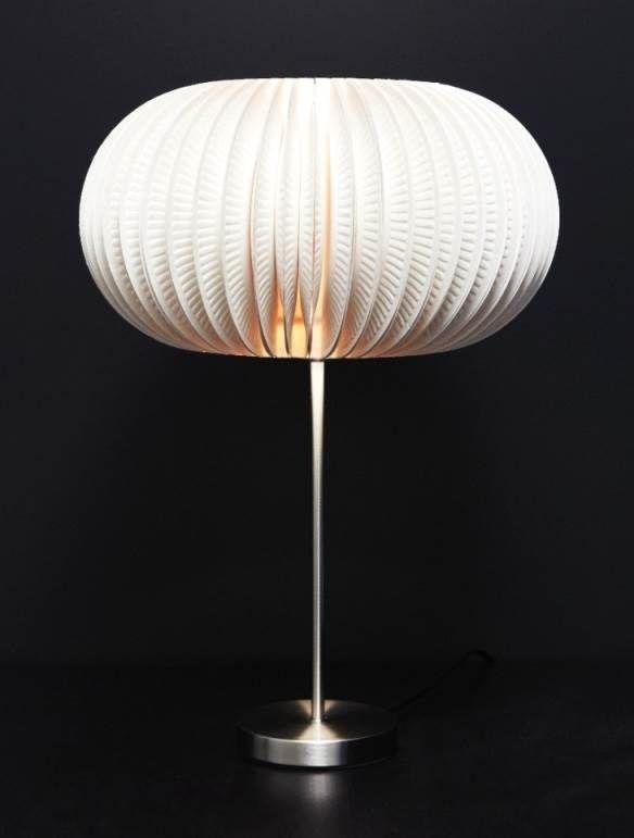 Лампа из бумажных тарелок своими руками  #рукоделие #хендмейд #поделки