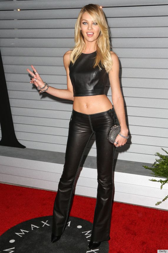 Candice Swanepoel Goes 'Coyote Ugly' At Maxim Hot 100 ...