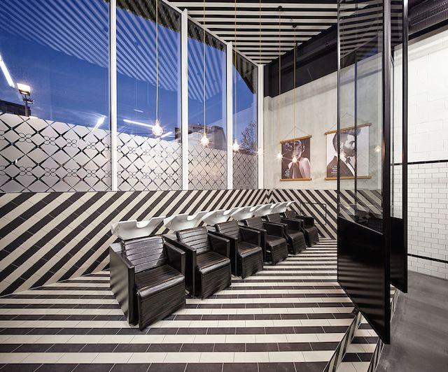 Top 5 des plus beaux salons de coiffure - ArchiDesignClub by MUUUZ…