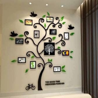 Las 25 mejores ideas sobre murales decorativos en for Murales decorativos juveniles