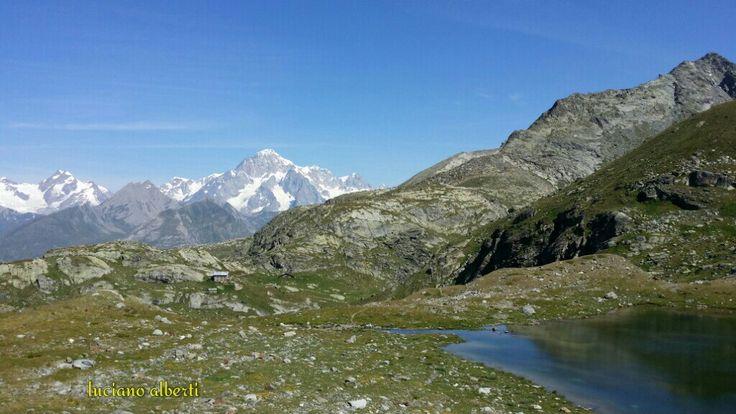 Rifugio Deffeyes e Monte Bianco - La Thuile