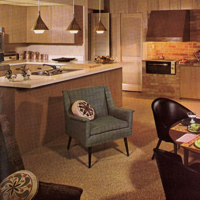 1960s Kitchens 78 best retro kitchens images on pinterest | retro kitchens, dream