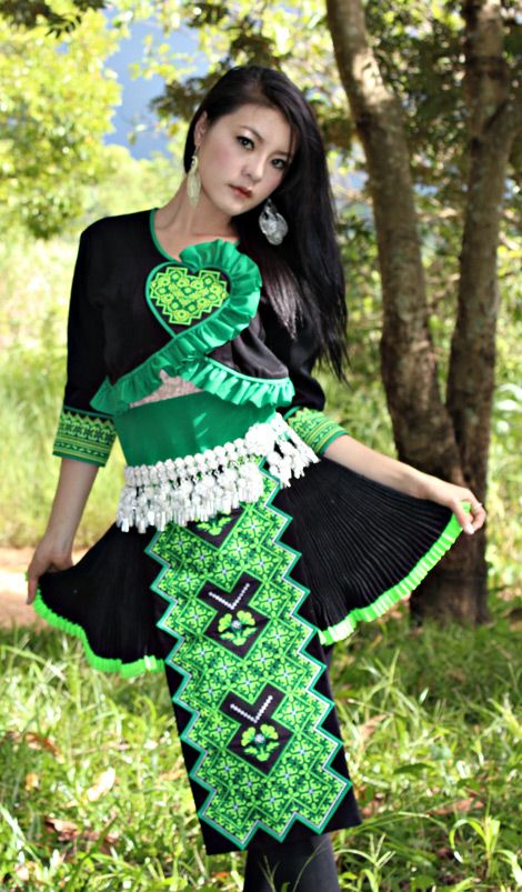 17 Best Images About Hmong Fashion On Pinterest