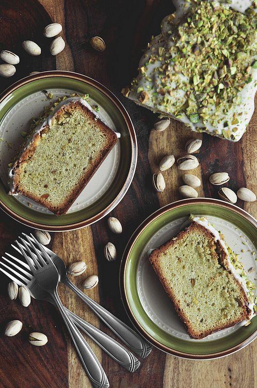 Pistachio Pound Cake   The Candid Appetite