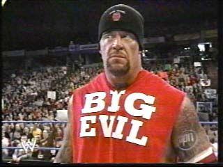 Undertaker Returns on Smackdown! - (2003) - undertaker Photo