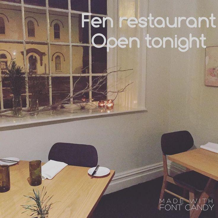 #destinationportfairy #destinationwarrnambool #dining #portfairy #portfairyrestaurant #fen #fenportfairy by fen_restaurant_port_fairy