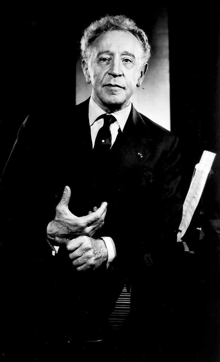 Arthur Rubinstein. (1887-1982) Notable pianista nacido en Lódz, Polonia. En 1946 adquirió ciudadanía estadounidense