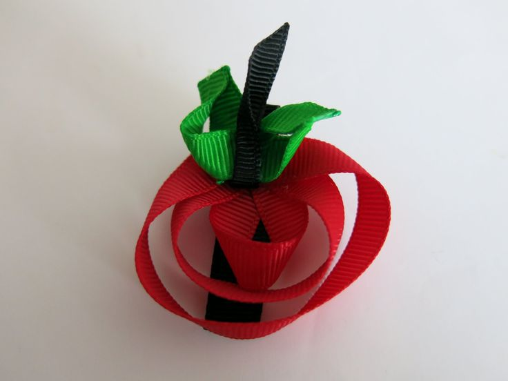 apple, ribbon accessories alma csatt