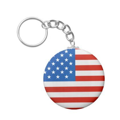United states national flag keychain  $3.50  by Flags_Store  - cyo customize personalize diy idea
