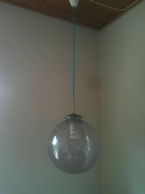 Ny lampe