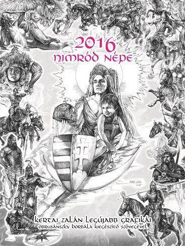 Nimród népe naptár - 2016
