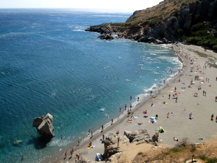 A road trip 'Beaches of the South: Road to Preveli'