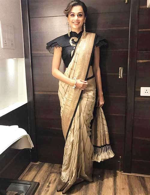 Here Are 50 Latest Saree Blouse Designs From 2017 That Are Sure To Amaze You.