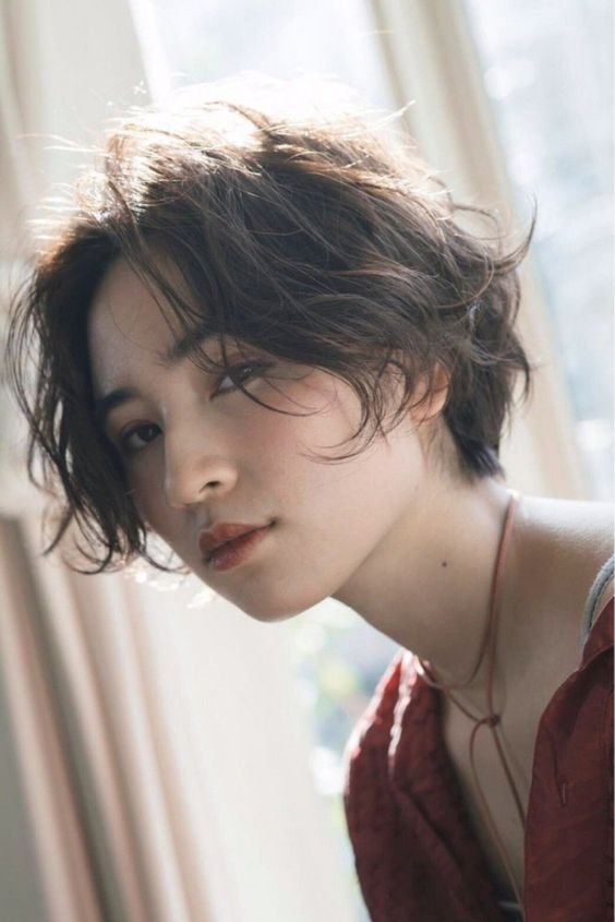 19 Süße kurze asiatische Frisuren
