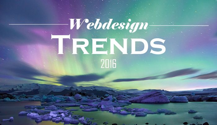 #Webdesign 2016: Auf diese 6 #Trends sollten Marketer sich einstellen! #onlinemarketing © Flickr / Moyan Brenn, CC BY 2.0