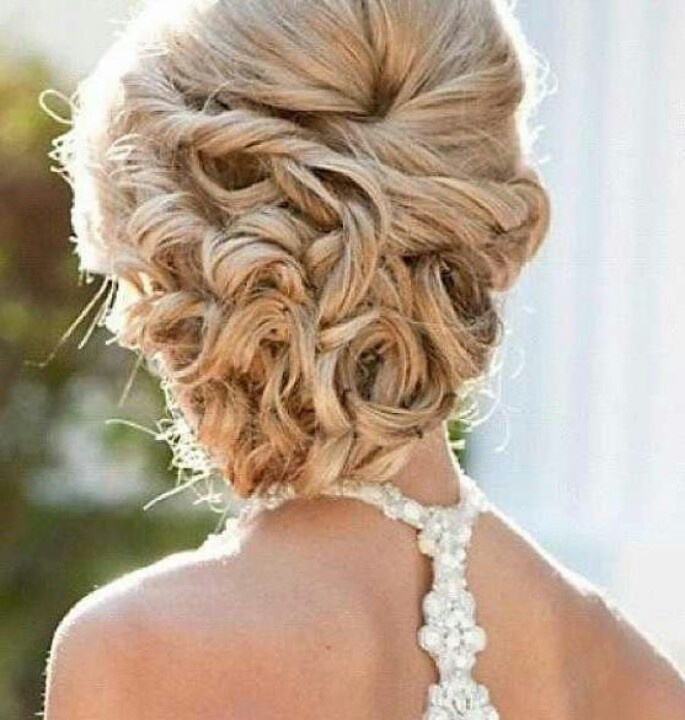 Hairstyles Up For Prom: Gorgeous Bridal & Prom Hair Up Do