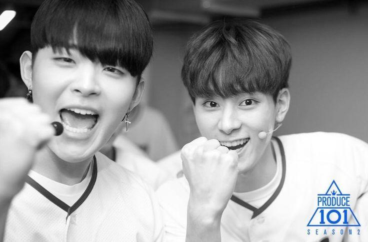 Yoo Jinwon (유진원) & Jeong Hyojun (정효준)