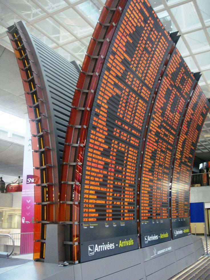 25 b sta airports id erna p pinterest flygplan - Bureau de change aeroport charles de gaulle ...