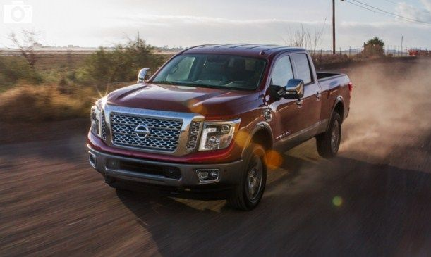 2016 Nissan Titan XD reviews and engine speed www.imperionissancapistrano.com
