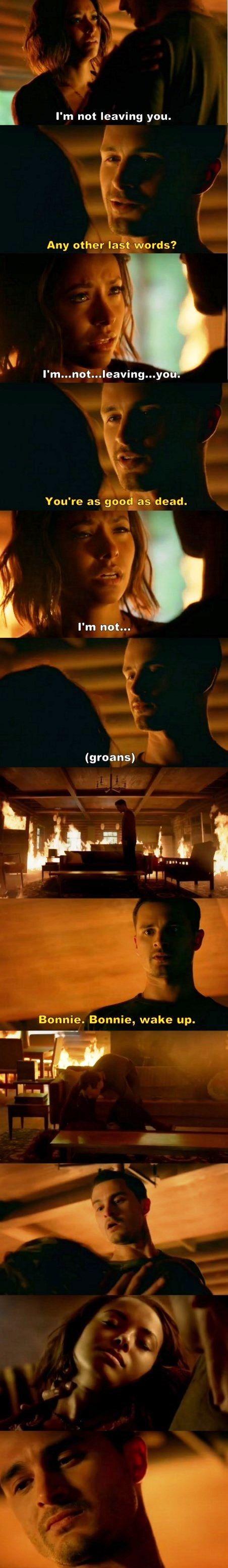 The Vampire Diaries TVD S08E05 - Bonnie & Enzo