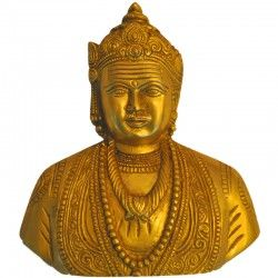 Basavanna Brass Statue