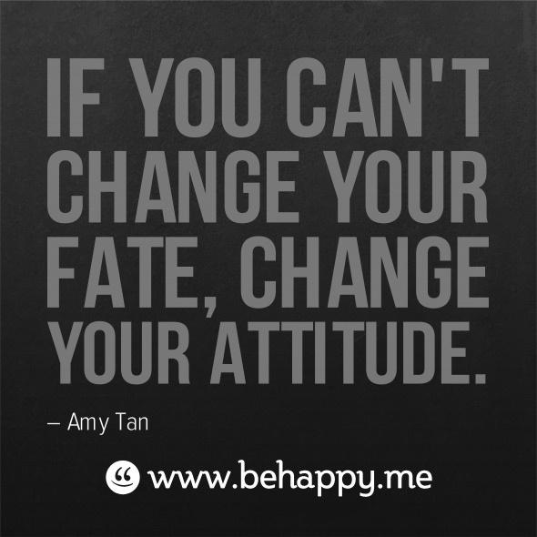 Change Your Attitude Quotes. QuotesGram