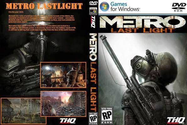 Download Free Metro : Last Light Game For PC - Bratz Games - Download Bratz Games - PC Games