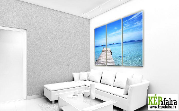Nyár - Nyaralás - Tengerpart. Éld át otthonodban ezt a felejthetetlen élményt. Varázsolj tengerparti hangulatot a szobádba modern vászonképekkel: http://www.kepafalra.hu/71-tengerparti-vaszonkepek