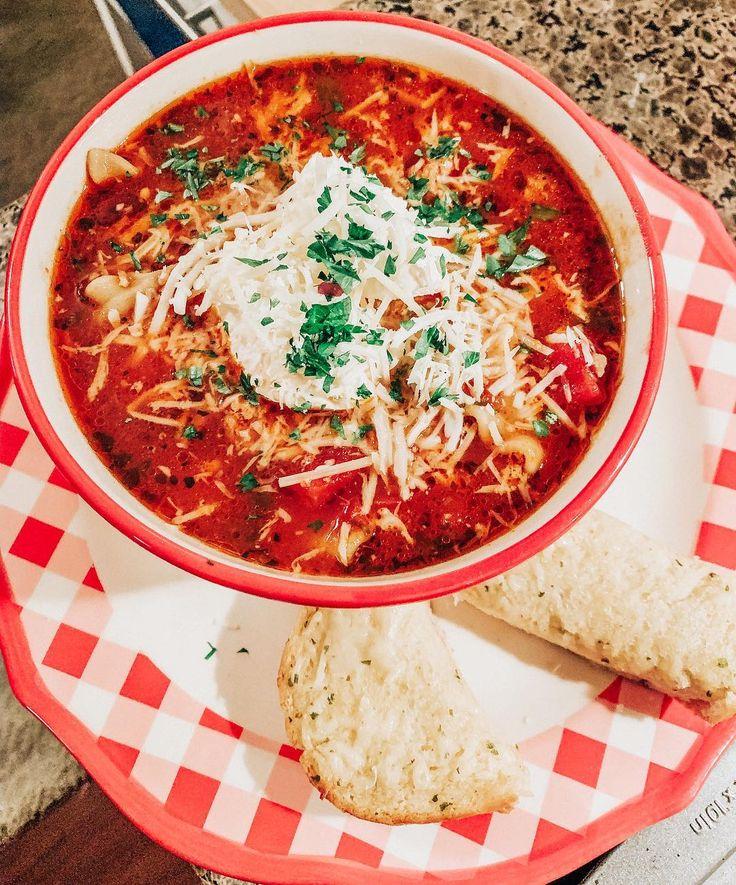 """Mama Tiff's on Instagram: """"Lasagna Soup ❤️ #mamatiffscookin #eeeeeats"""""""