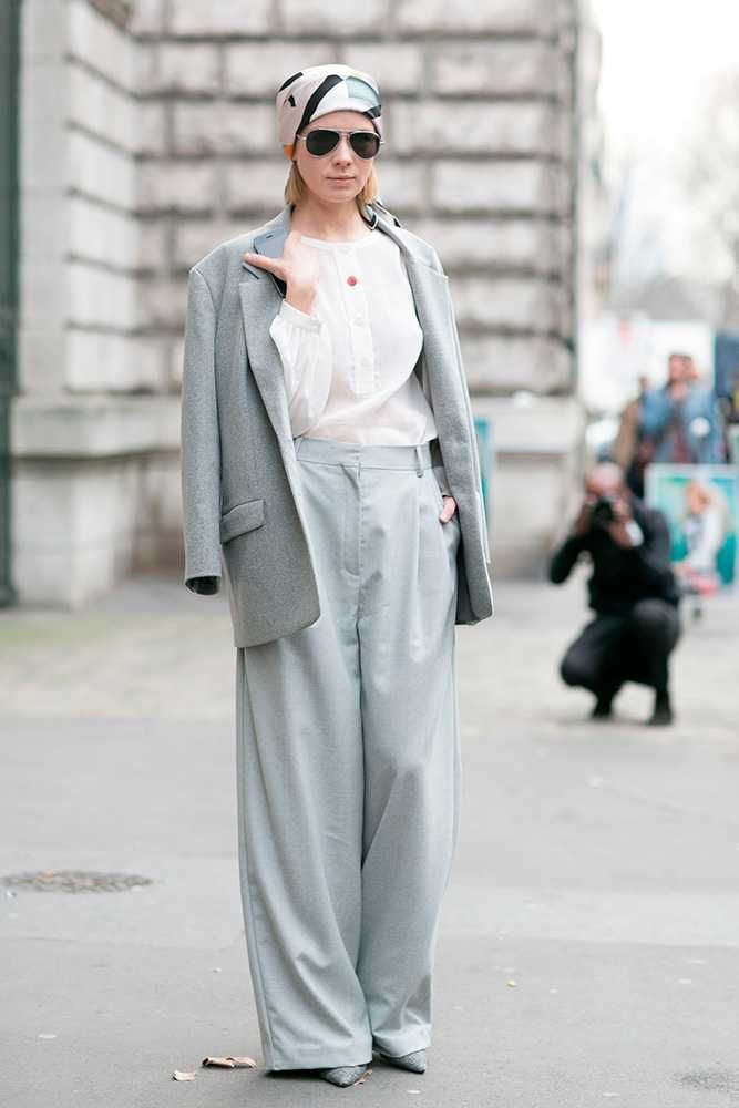 More PFW A/W 2015 Street Style | Fashion, Trends, Beauty Tips & Celebrity Style Magazine | ELLE UK
