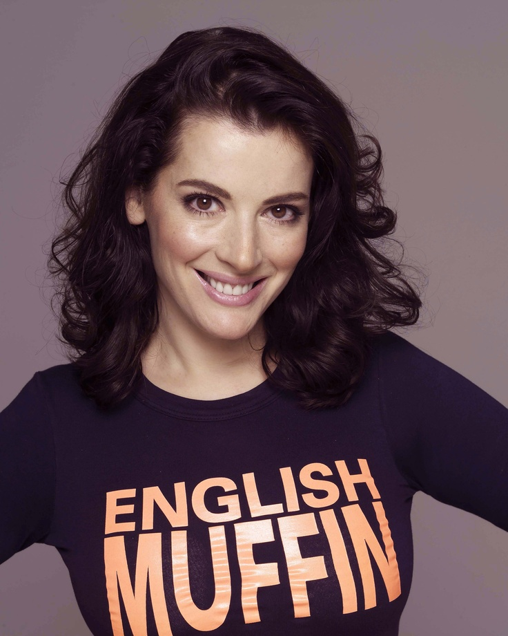nigella.putting the Cool back into Cool Britainnia!