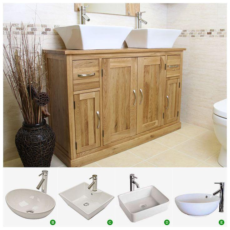 Bathroom Double Sink Vanity Units 33 best bathroom vanity units images on pinterest | bathroom ideas